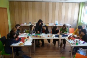 taller de matematicas, transformandonos, pedagogía activa